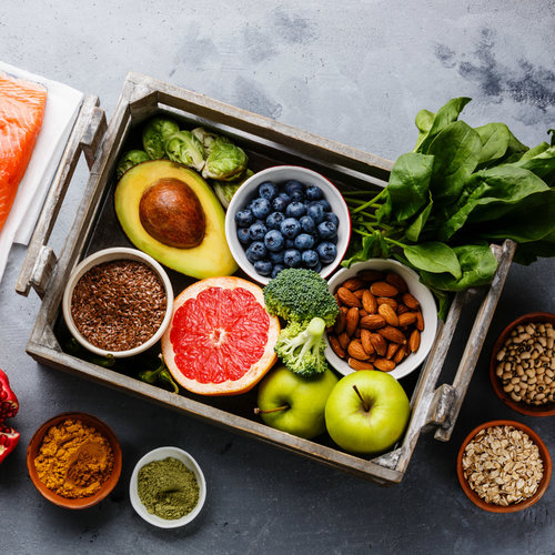 Los alimentos que te ayudan a prevenir la diabetes y reducir el consumo de azúcar en tu dieta