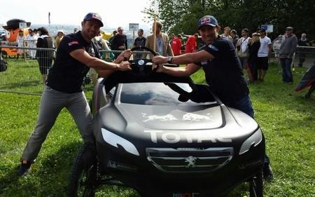 Stéphane Peterhansel abandona X-Raid y ficha por Peugeot [Actualizado]