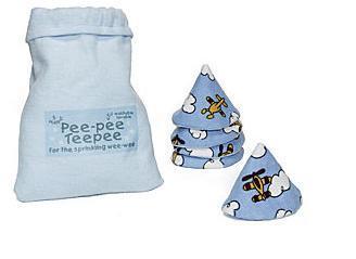 Pee Pee TeePee y cambia a tu bebé sin sorpresas