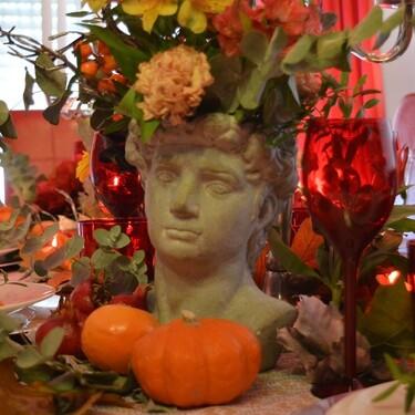 En estos tiempos extraños, crea momentos de felicidad en casa: 8 consejos para poner una mesa de otoño