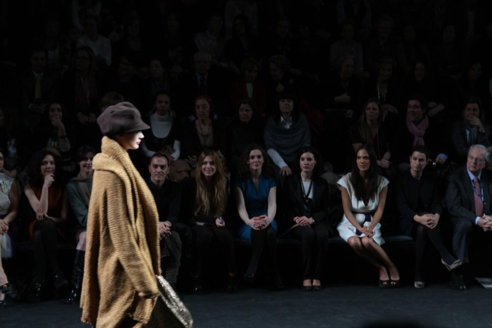 Foto de Jesús del Pozo en la Cibeles Fashion Week Otoño-Invierno 2011/2012 (8/71)