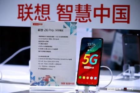 La versión 5G del Lenovo Z6 Pro ya es oficial con módem Snapdragon X50 y trasera transparente