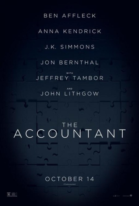 Cartel de El Contable (The Accountant)