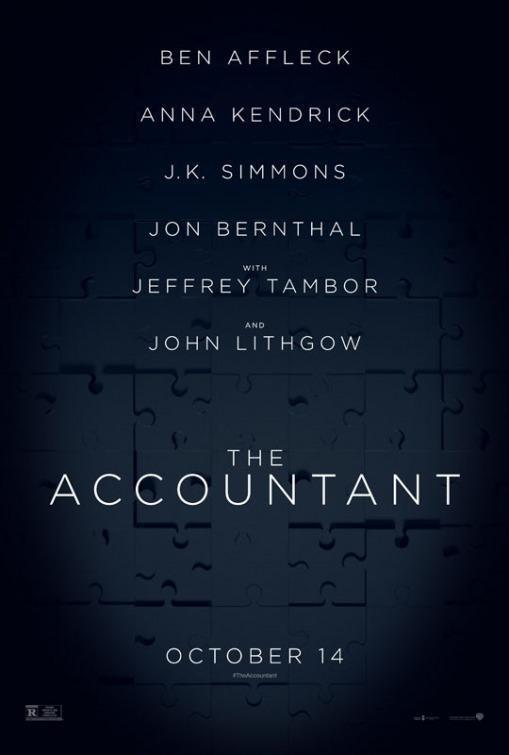 Cartel de El Contable (The Accountant)