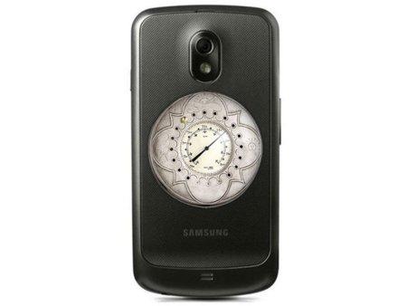 ¿Para qué quiere un barómetro el Samsung Galaxy Nexus?