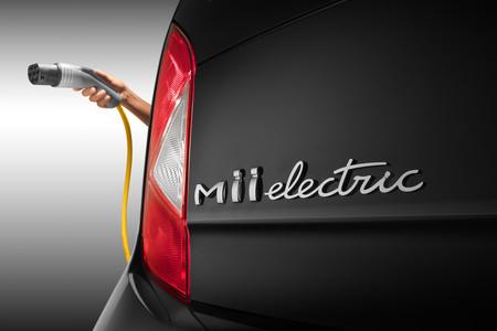 SEAT anticipa su primer coche eléctrico, el SEAT Mii Electric, con una imagen a modo de teaser