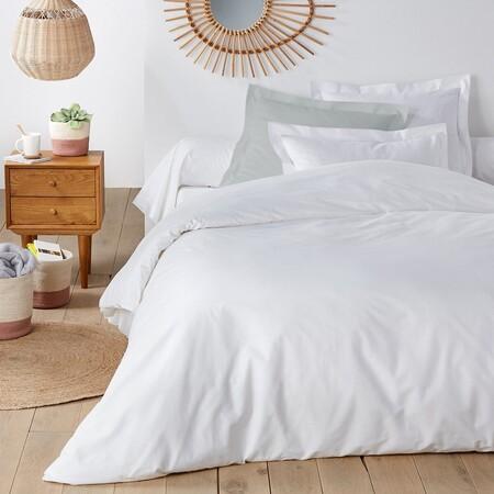 Ropa de cama de algodón orgánico
