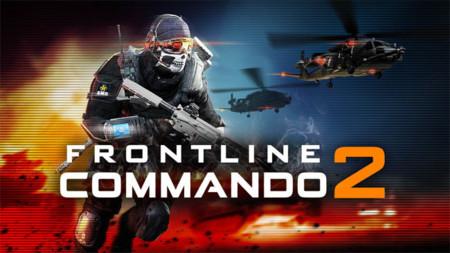 Frontline Commando 2 para Android, más acción y disparos en la secuela del popular juego de Glu