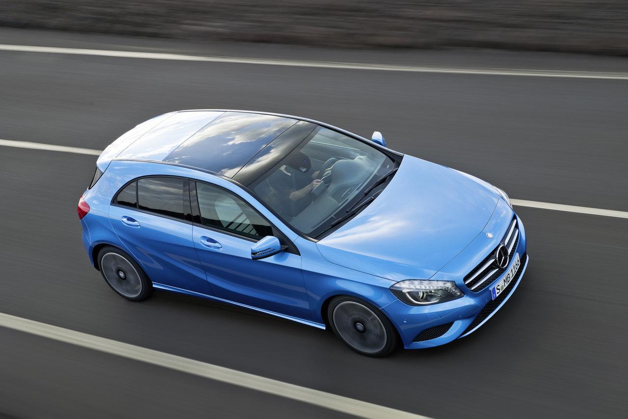 Foto de Mercedes-Benz Clase A 2012 (51/67)