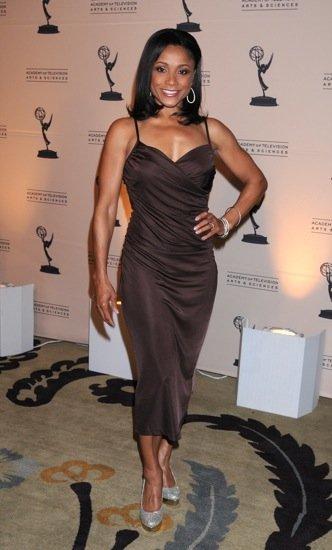 Dominique Dawes gala de la Academia de Televisión 2011
