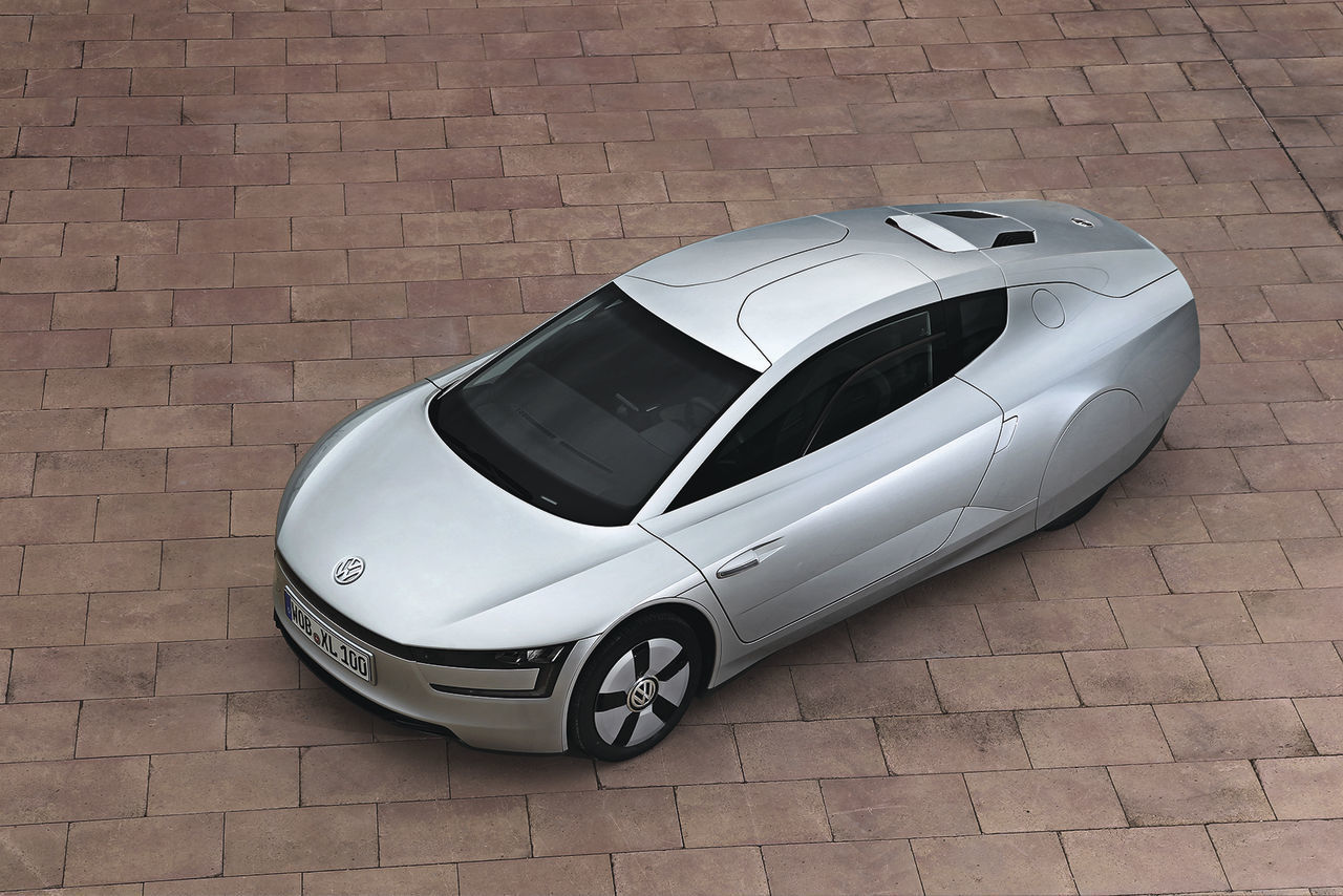 Foto de Volkswagen XL1 2013 (27/49)