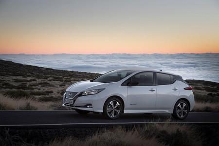 El Nissan Leaf E-Plus 2019 con batería de 60 kWh y 320 km de autonomía real está al caer