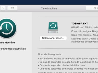 Cuidado con descuidar Time Machine: cómo comprobar que las copias de seguridad se hacen correctamente