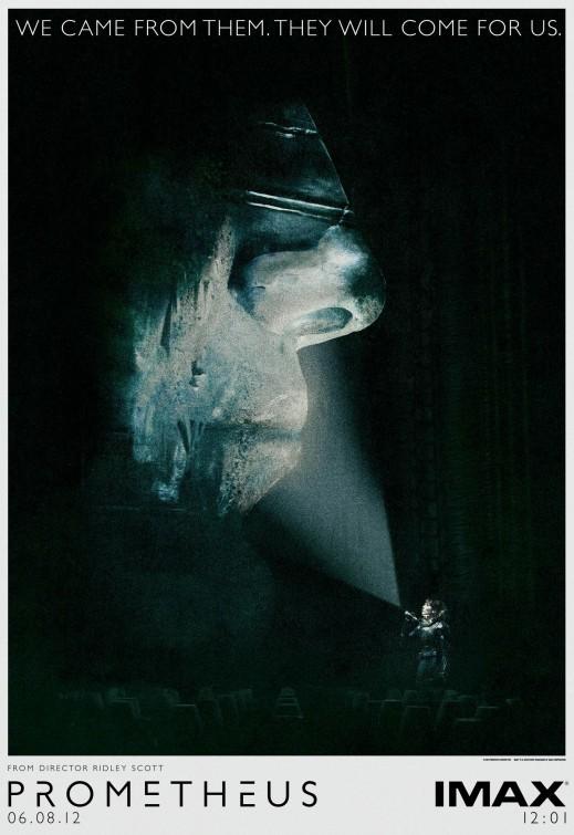 Foto de 'Prometheus', carteles oficiales (5/6)