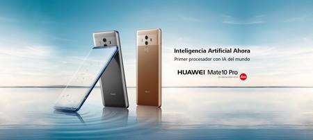 Huawei Mate 10 Pro de 128GB, con pantalla OLED de 6 pulgadas, por 394 euros con envío desde España