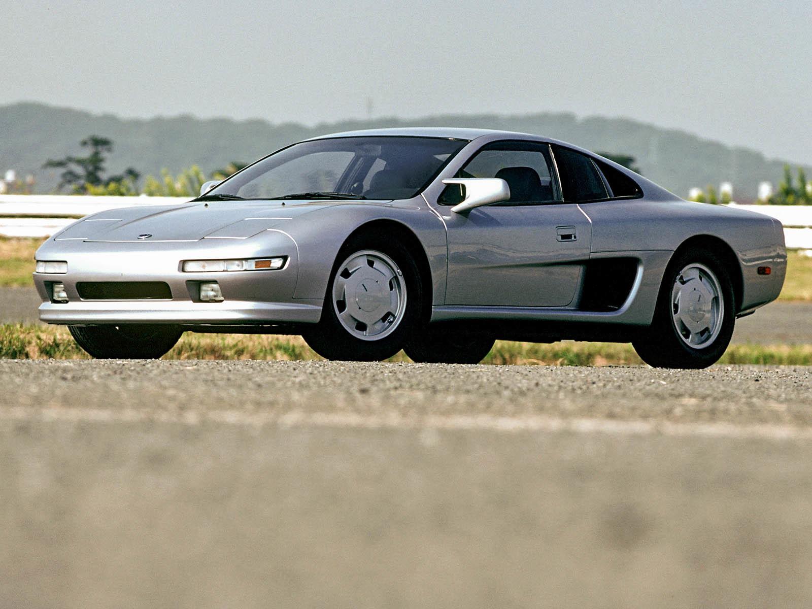 Foto de Nissan MID-4 II 1987 (7/20)