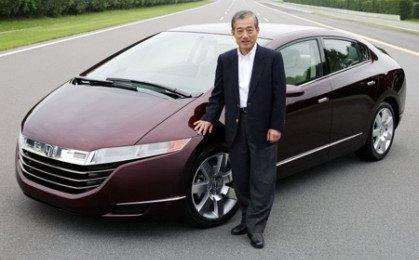 Honda retrasa los fuel-cell a 2018