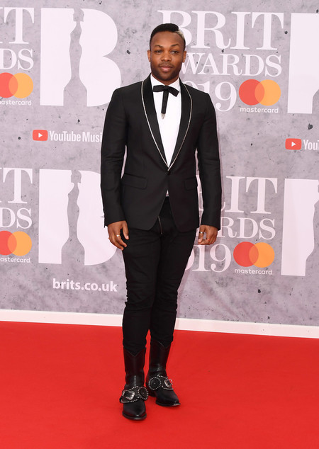 Todrick Hall The Brit Awards 2019 Red Carpet Arrivals
