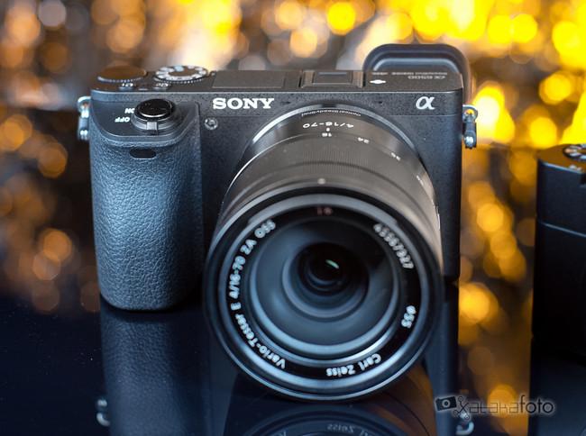 Sony A6500 Tomacontacto 1