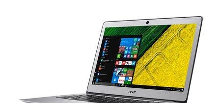Si quieres un portátil ligero y potente, hoy el Acer Swift SF314-52-787X está rebajado en Amazon a 849,99 euros