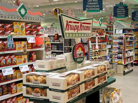 Algunas diferencias entre la comida real y la comida procesada