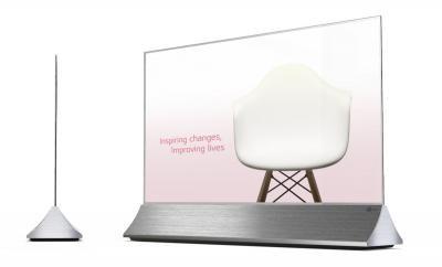 LG sigue dispuesta a fabricar pantallas OLED transparentes y este es su último prototipo