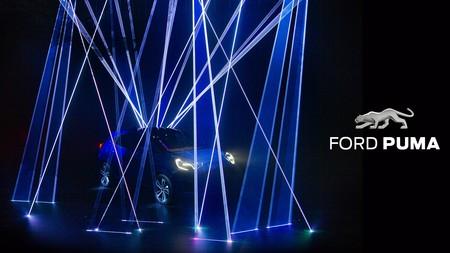 Ford Puma 2020 Teaser 3