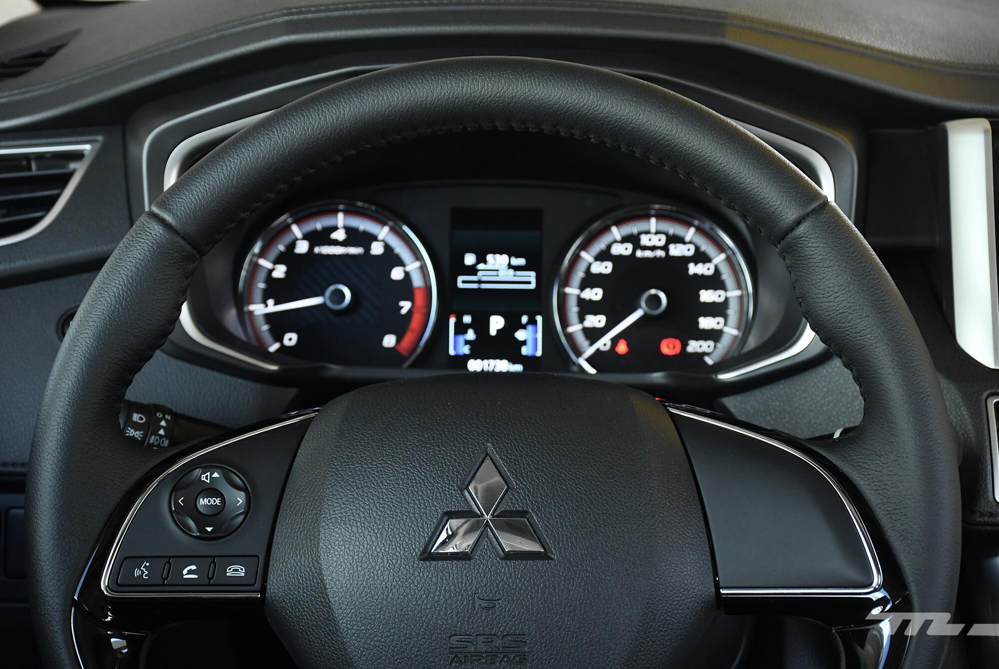 Foto de Mitsubishi Xpander (prueba) (16/27)