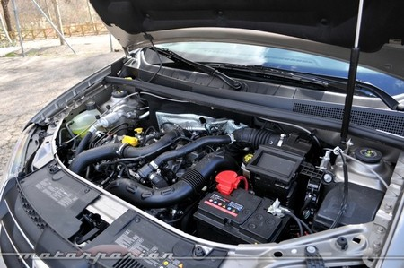 Dacia Sandero Motor