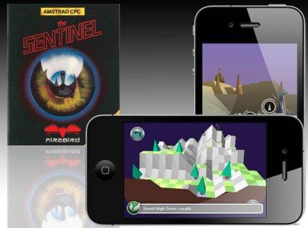 "Remakes de ""The Sentinel"" (el clásico de 8-Bits) para iOS"