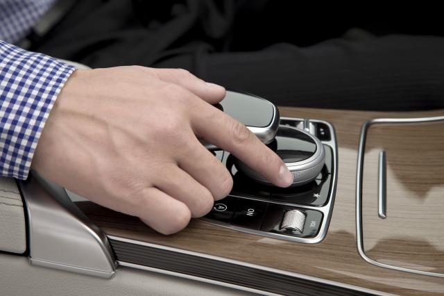 Foto de CarPlay Mercedes Benz Clase C (24/26)
