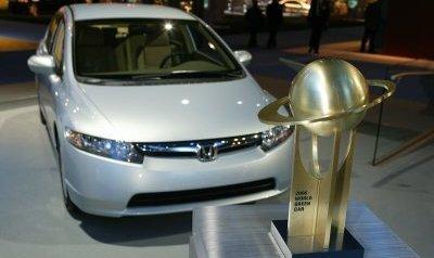 Honda Civic, híbrido del año