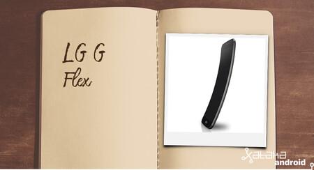 Móviles con los que flipaste en su día: LG G Flex