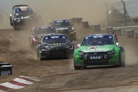 Dos de dos para Scott Speed y Volkswagen en el GRC