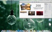 uDesktop NEXT, doscientos fondos de escritorio para tu Mac