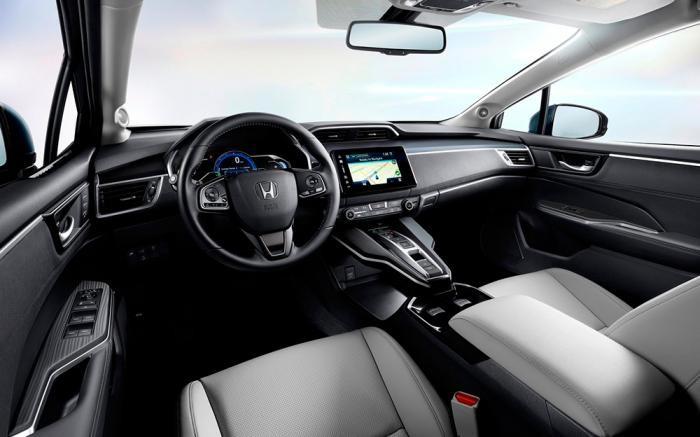 Foto de Honda Clarity plug-in hybrid y EV (9/10)