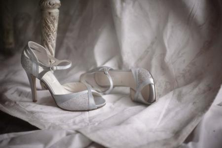 Los zapatos de novia más tendencia