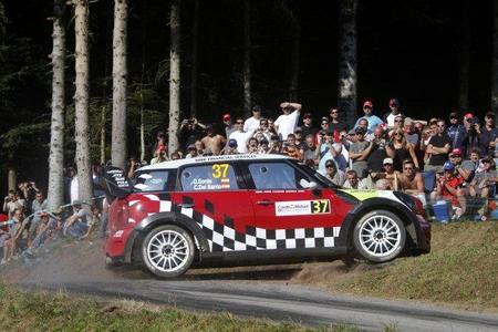 Rally de Alsacia 2011: Dani Sordo lidera una lucha de dos