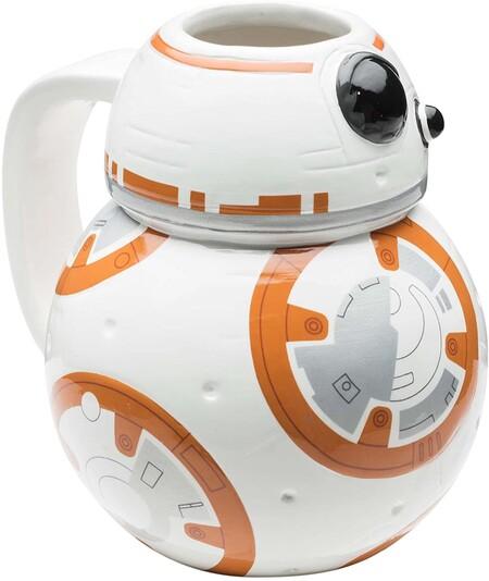 Taza de Star Wars, BB-8, en Amazon México para Disney+