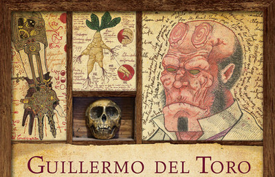 'Guillermo del Toro. Gabinete de curiosidades', algo más que un simple libro