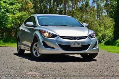 Hyundai Elantra GLS, prueba (parte 1)