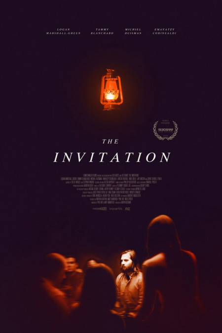 El cartel de The Invitation