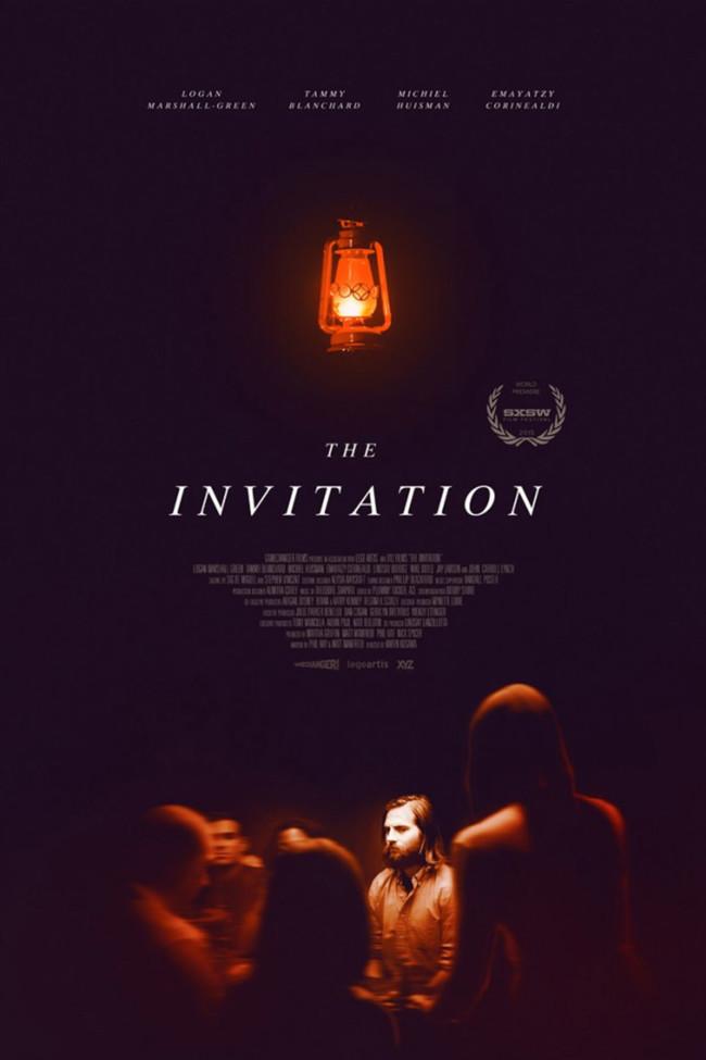 El cartel de The Invitation