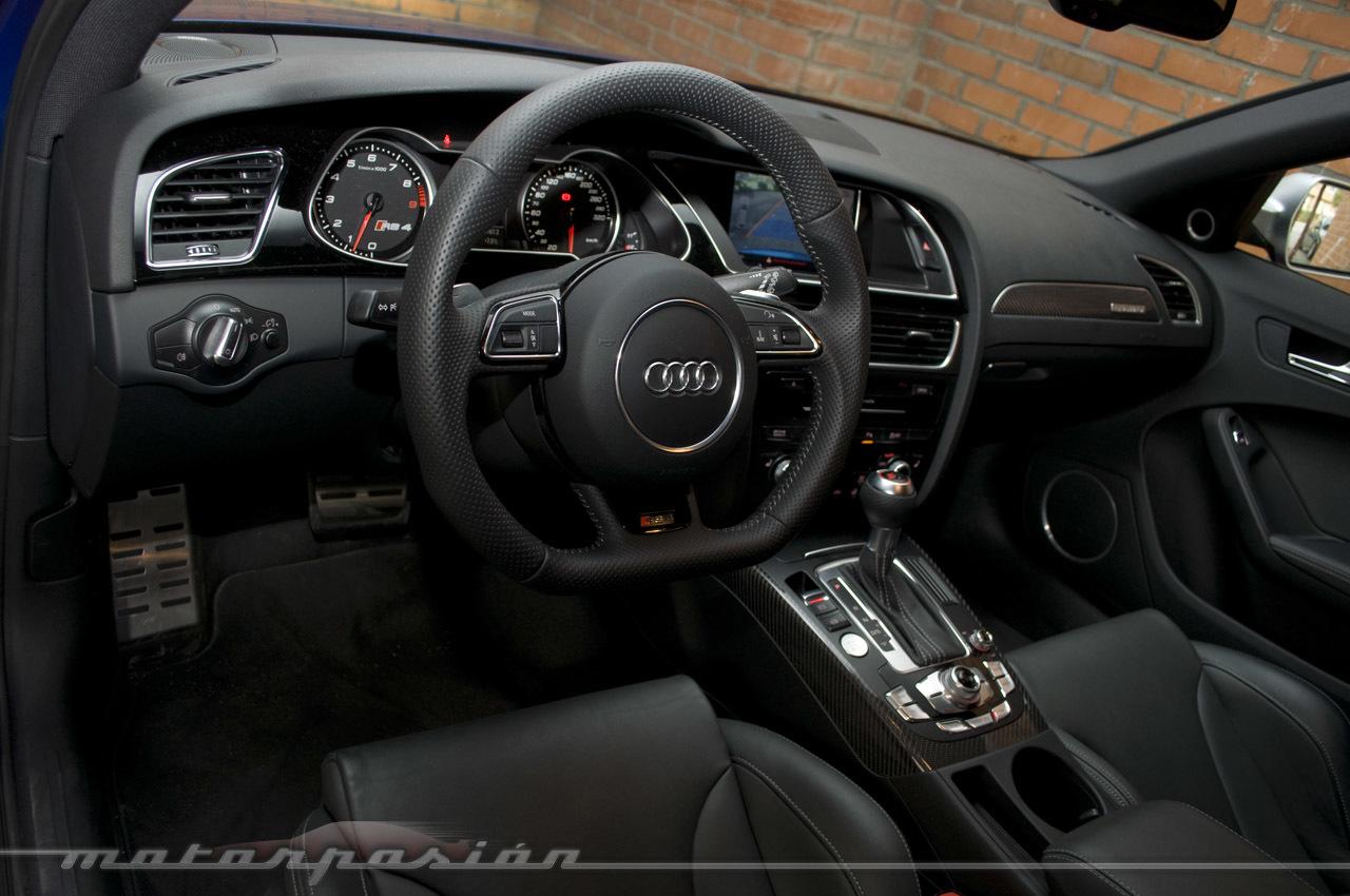 Foto de Audi RS4 Avant (prueba) (31/56)