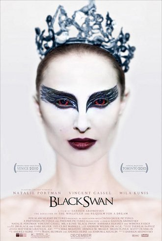 El maquillaje de Natalie Portman en Black Swan