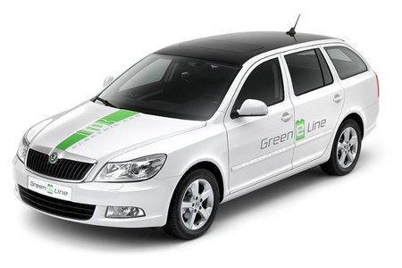 Skoda comienza a probar los Octavia Green E-Line