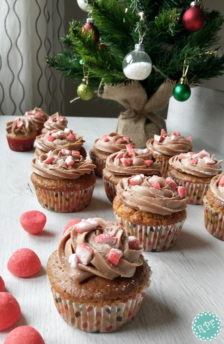 Cupcakes avellanas