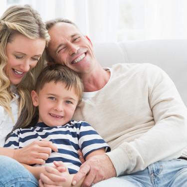 Los niños que crecen en un entorno cariñoso tienen relaciones de pareja más estables en su vida adulta