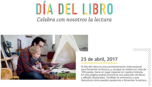 Día del Libro en Amazon: ofertas Kindle Flash con descuentos de hasta un 90%