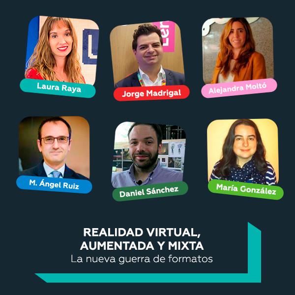 Realidad Virtual Aumentada 2